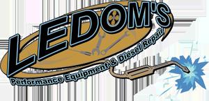 LEDOMS Equipment & Diesel Repair