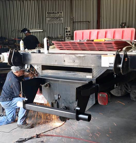 welding and custom design