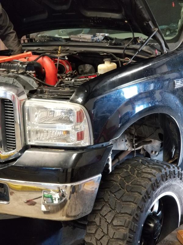 Diesel Engine Issues
