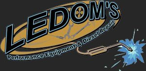LEDOM'S Logo